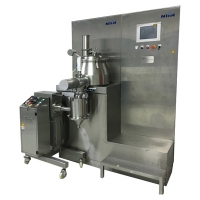 Vacuum Mix Granulator