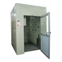 Air Shower With lifting table