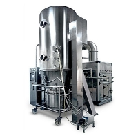 Spray dryer Pellet coater model