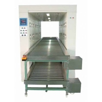 Pass Box Tunnel conveyor air shower type