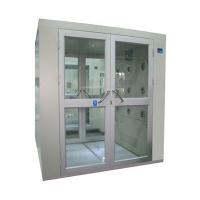 Air Shower Dual door type