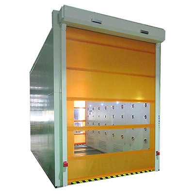 Air Shower Fast up door type